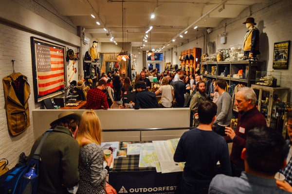 Mappy Hour at Filson