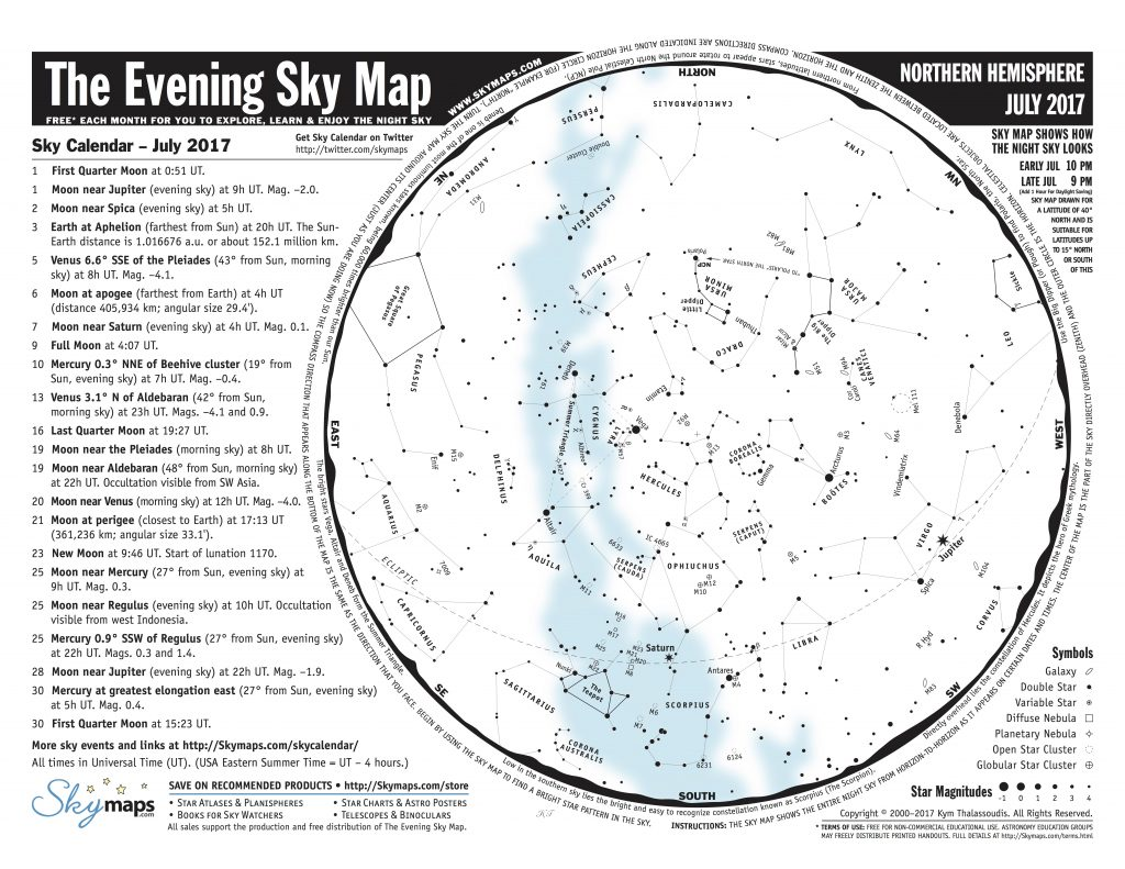 NYC A Map of the Stars  Mappy Hour Blog