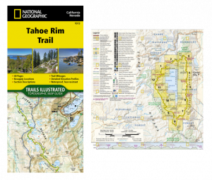 new tahoe map