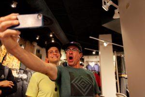 Cedar Wright Selfie