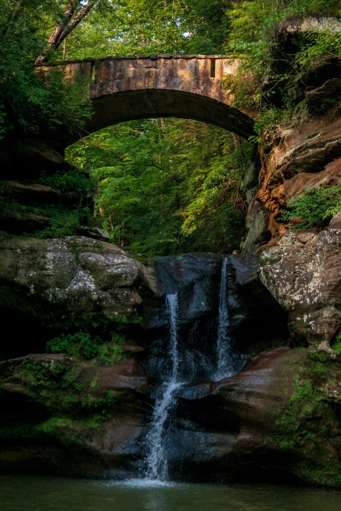 Hocking Hill Waterfalls Cleveland UnSplash