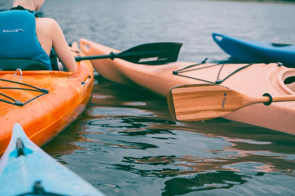 Kayaking Near Seattle