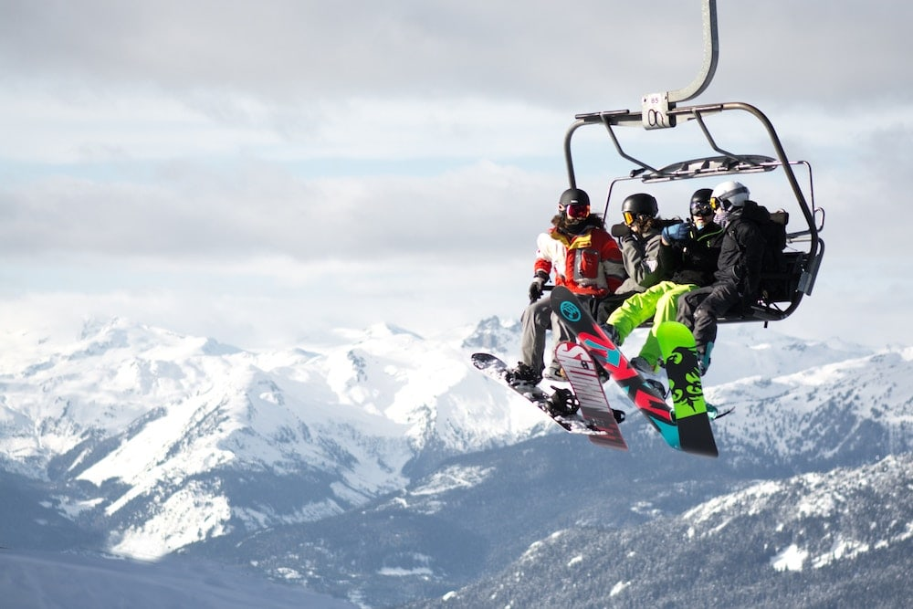 Skiing Near Seattle
