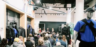 Mappy Hour NYC AT THE NORTH FACE Women in Sports Panel