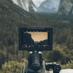 Video Camera Yosemite