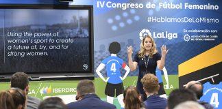 Caiti Donavon La Liga Women's Sports Conference 2